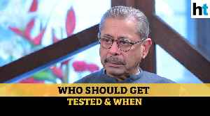 'No time for bravado': Dr. Naresh Trehan on lockdowns and fighting Covid-19 [Video]