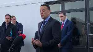 Leo Varadkar refuses to criticise UK's approach to tackling coronavirus pandemic [Video]