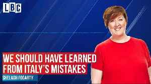 Shelagh asks where UK went wrong in preparation [Video]