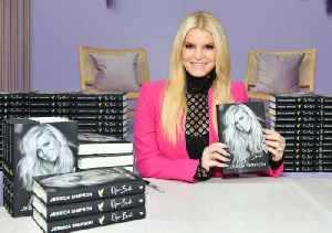 Jessica Simpson reacts to the success of her memoir, 'Open Book' [Video]