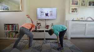 Wicks' first online PE session for children gets hundreds of thousands of views [Video]