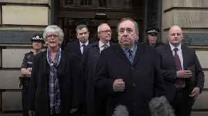 Alex Salmond acquitted of attempted rape and sexual assaults [Video]