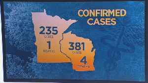 News video: Coronavirus In Minnesota: Total Lab-Confirmed COVID-19 Cases Rises To 235