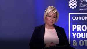 Michelle O'Neill: Any lockdown in place will be done to help save lives [Video]