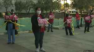 California Nurses Voice Outrage Over Hospital's Coronavirus Response [Video]