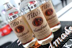 Tito's Vodka to Begin Producing Hand Sanitizer [Video]