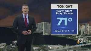 CBSMiami.com Weather 03-23-20 5PM [Video]