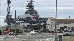 Seven Sailors on San Diego-Based Ships Test Positive for Coronavirus [Video]