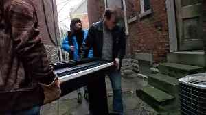 Tri-Staters rescue College Conservatory of Music students with instruments for practice [Video]