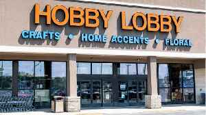 Hobby Lobby 'Will Remain Open Until The National Guard Comes In' To Forcibly Close Stores [Video]