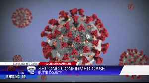 Health officials confirm second positive COVID-19 case in Butte County [Video]