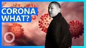 News video: American celeb in Taiwan flouts coronavirus protocol