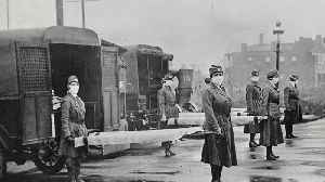Deadly History: The Rise & Abrupt Disappearance of Spanish Flu [Video]