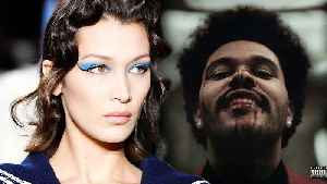Bella Hadid Reacts To The Weeknd Album 'After Hours' [Video]