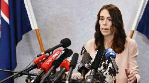 News video: New Zealand PM Ardern Urges People To Keep Contacts To A Bare Minimum