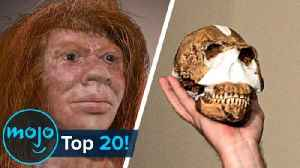 Top 20 Biggest Scientific Discoveries of the Century So Far [Video]
