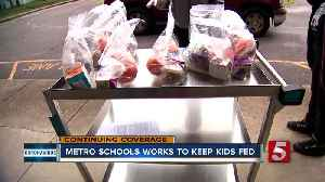 MNPS offering free meals despite closing during COVID-19 pandemic [Video]