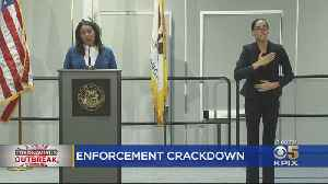 San Francisco Mayor Threatens Stricter Enforcement Amid COVID-19 Outbreak [Video]