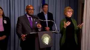 News video: Denver mayor issues stay-at-home order amid coronavirus outbreak