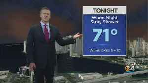 CBSMiami.com Weather 03-23-20 11PM [Video]