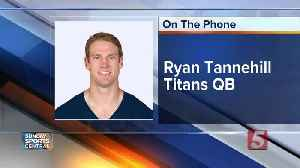 Tannehill Returns To Titans With Unfinished Business [Video]