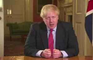 'You must stay home:' UK PM Johnson [Video]