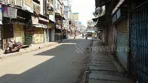 News video: 68 million under coronavirus lockdown as Indian state of Karnataka announces stricter measures