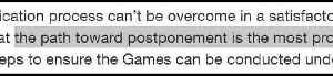 Tokyo 2020 Games delay looms after U.S. joins calls for postponement [Video]
