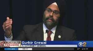 NJ AG On Coronavirus Inmate Release [Video]