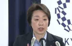 Japan Olympics minister says end to pandemic necessary for Games [Video]