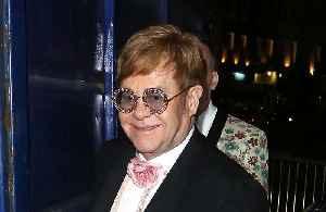 Sir Elton John praises The Weeknd [Video]