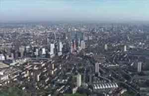 A bird's eye view of London in lockdown [Video]