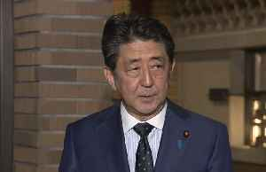 IOC agree to one-year postponement of Games, says Japan PM Abe [Video]