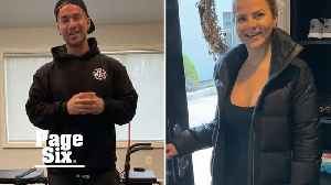 "Mike ""The Situation"" Sorrentino's Home Workout [Video]"