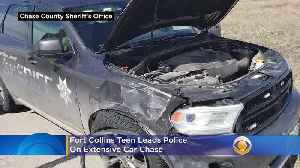 Fort Collins Teen Leads Police On Extensive Car Chase [Video]