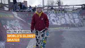 Lena the 'granny skater' is shocking, inspiring and badass [Video]