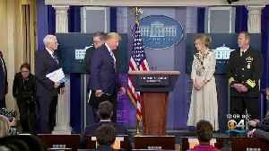 Stimulus Package Stuck In US Senate [Video]
