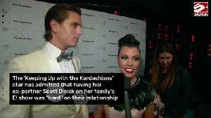 Kourtney Kardashian done with on-screen romances [Video]