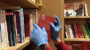 New chapter as Brussels bookstore adapts to coronavirus lockdown [Video]