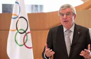 Postponement is about saving lives, says IOC chief Bach [Video]