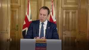 Coronavirus pandemic: Health Secretary calls for London Underground to resume normal service [Video]