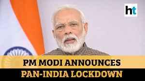 'Type of curfew': PM Modi declares 21-day lockdown over COVID-19 l Full speech [Video]