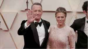 Tom Hanks And Rita Wilson Invite America To Join Their #CouchParty [Video]