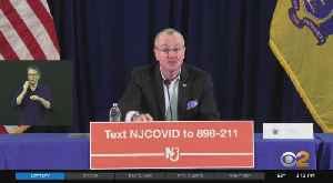 News video: Coronavirus Update: Gov. Murphy Updates On New Jersey's Response To The COVID-19 Outbreak