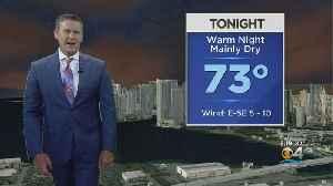 CBSMiami.com Weather 03-24-20 5PM [Video]