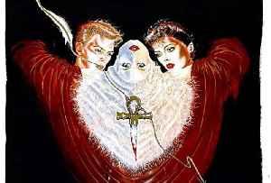 The Hunger movie (1983) - Catherine Deneuve, David Bowie, Susan Sarandon [Video]