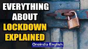 India lockdown: Everything you need to know about life under 21-day curfew| Oneindia News [Video]