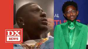 Boosie Badazz Clarifies Zaya Wade Comments While Doubling Down [Video]