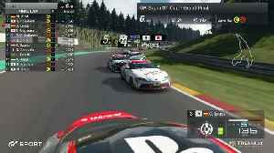 Toyota GR Supra GT Cup - Spa Highlights [Video]