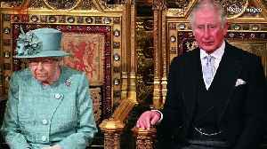 Charles, Prince of Wales Tests Positive For Coronavirus [Video]